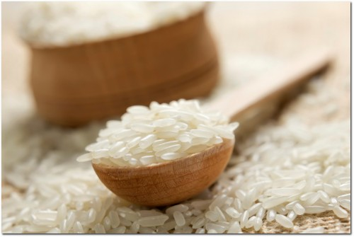 White rice will last for 30 or more years when stored properly 500x335 Emergency Foods That Will Last a Lifetime